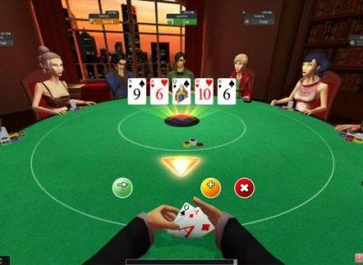 poker realite virtuelle